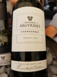 ARGYRIDES CHARDONNAY LIMITED EDITION